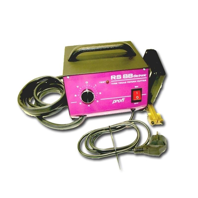 Prořezávačka dezénů RS 88 TL, výkon 680W, s regulací a kabelem 2,5 m