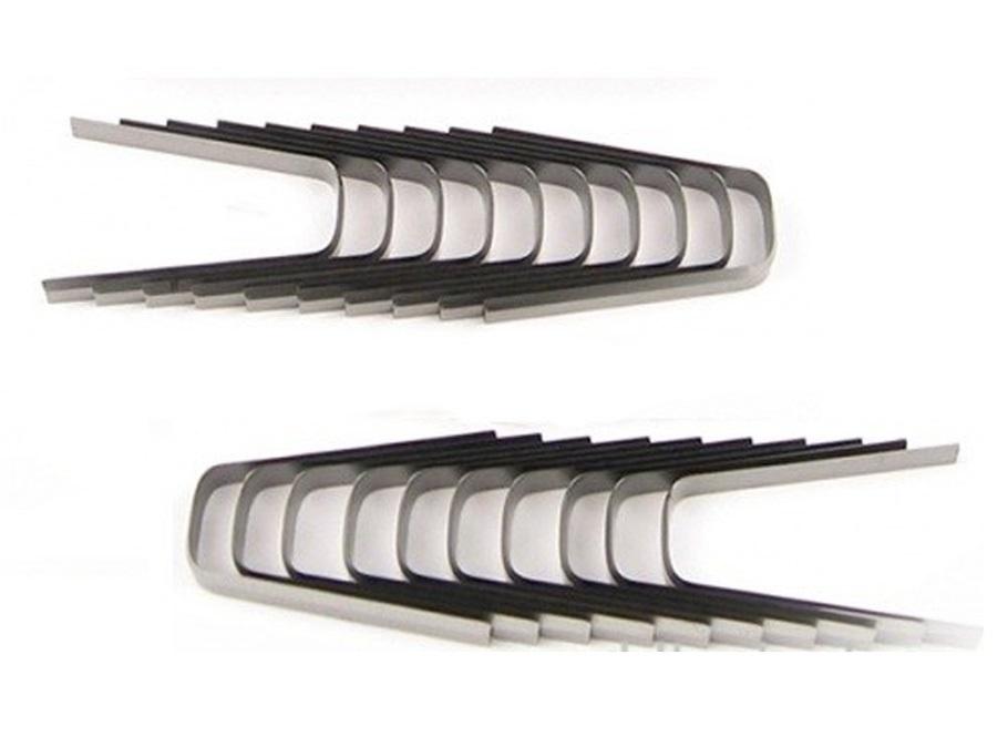 Náhradní prořezávací nože W4, úhlové, šířka 9 - 10 mm, balení 20 kusů