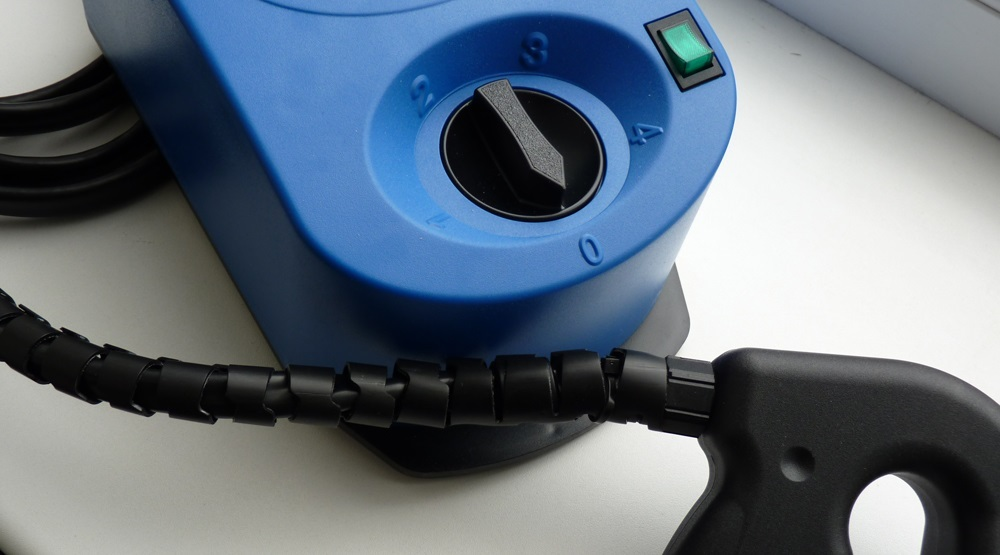 Prořezávačka dezénů RILLFIT SIX 1,6, výkon 240W, s elektronickou regulací a kabelem 1,6 m