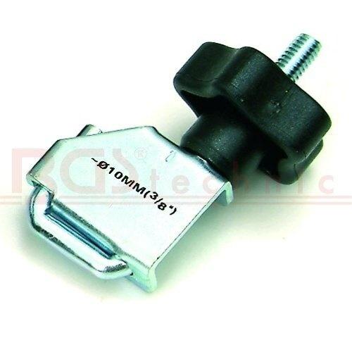 Svorka na benzínové a PVC hadice pr. 15 mm