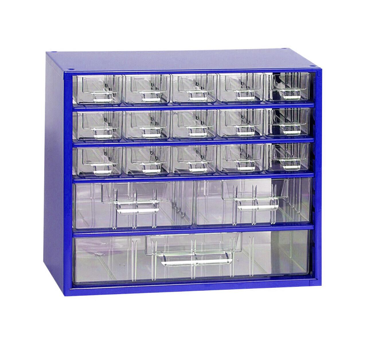 Box na nářadí MINI – 15xA, 2xB, 1xC – 6760