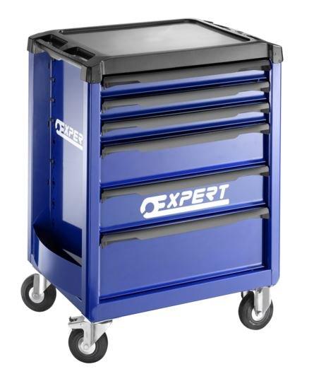 6zásuvková montážní skříň - 3 moduly na zásuvku; 59,5 kg- Tona Expert E010192