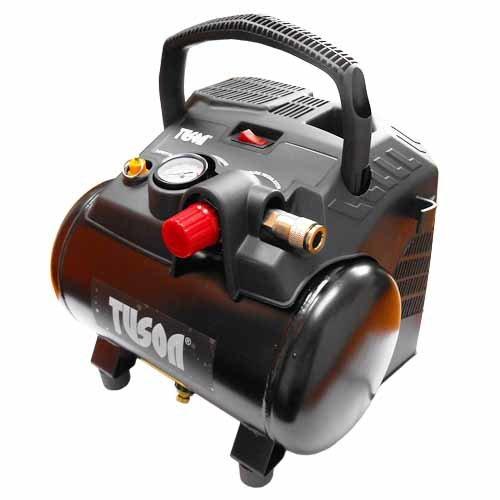 Bezolejový kompresor 1,1kW; 1,5 HP, 6l - TUSON 130036