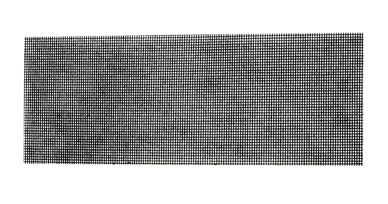 Brusná sítka, různé hrubosti, rozměr 105 x 280 mm, pro vibrační brusky i ruční použití