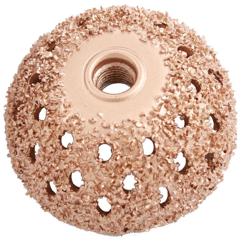 Brusný hříbek na pneumatiky, 55/25 mm, hrubost 24