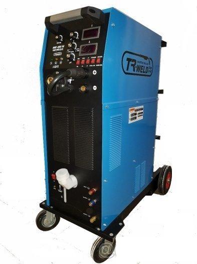 Svářecí invertor MIG/MAG, MMA, vodní chlazení - MIG 450Ms WATER COOL