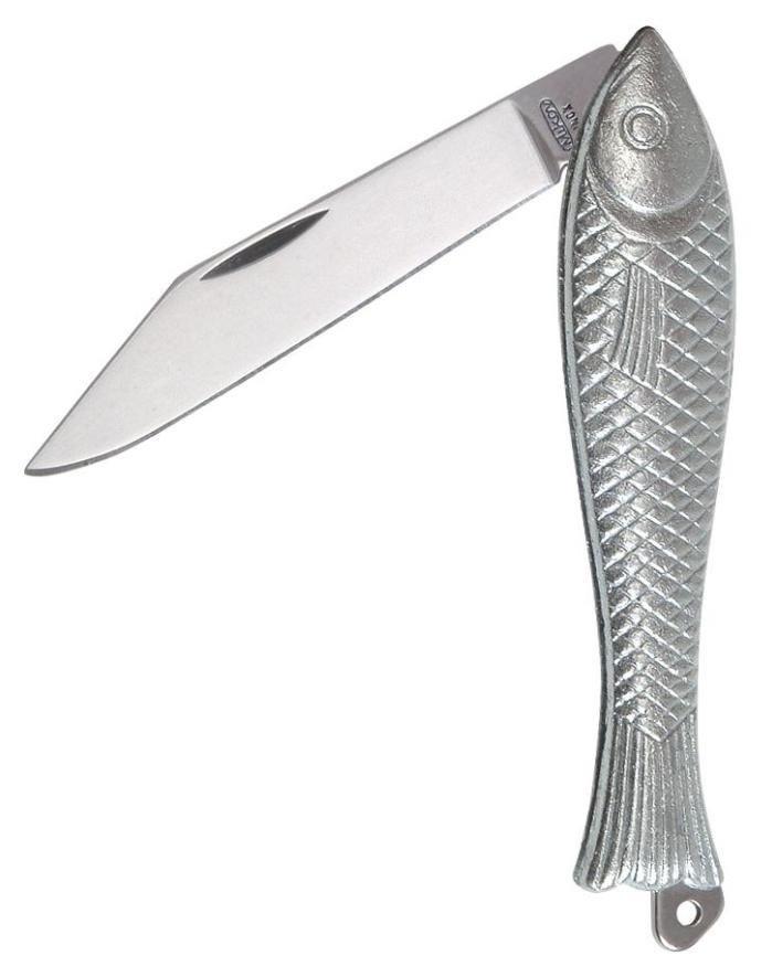 Kapesní nůž Rybička Mikov - 130-NZn-1
