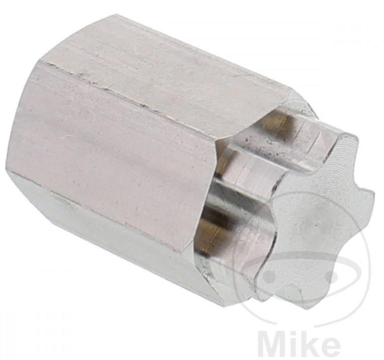 Hlavice - klíč 22 mm, na šrouby brzdových třmenů Yamaha