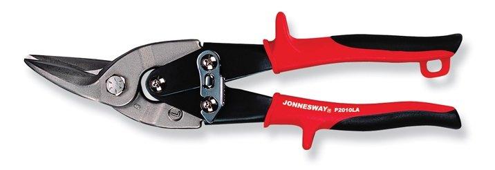 Nůžky na plech levé, převodové 250 mm - JONNESWAY P2010LA