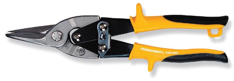Nůžky na plech rovné, převodové 250 mm - JONNESWAY P2010SA