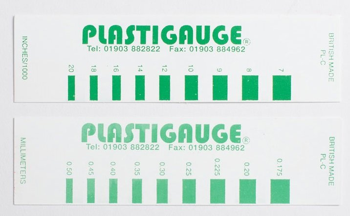 Plastigage 0,175-0,5 mm
