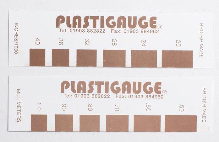Plastigage 0,5-1 mm