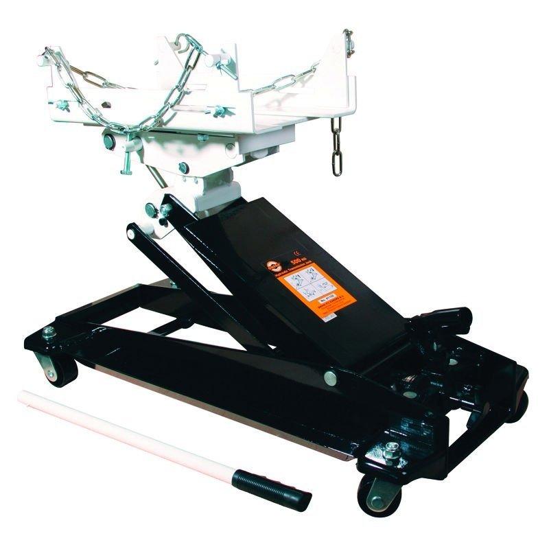 Pojízdný zvedák na převodovky a agregáty, nosnost 500 kg - Omega 41100C