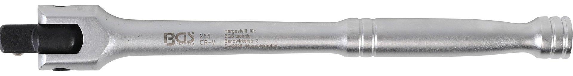 """Trhák s kloubem 1/2"""" 250mm - BGS 265"""