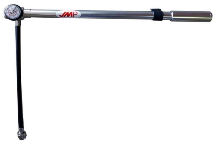 Pumpa vzduchová ruční, na moto vidlice a tlumiče, manometr 0 - 20 bar