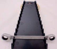 Pořadač / držák na 15 klíčů plastový