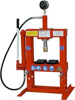 Hydraulický lis 10t SD0802-CE
