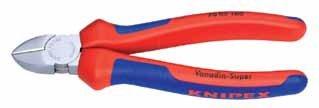 Boční štípací kleště 160 mm Knipex 70 05 160