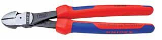 Silové boční štípací kleště 200 mm Knipex 74 02 200