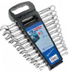12dílná sada prodloužených očkoplochých klíčů 8-19mm Tona Expert E110303T