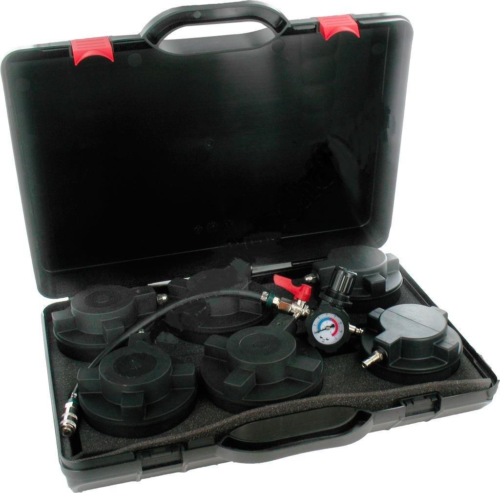 Přístroj pro zkoušení přeplňování (turbo) a sání motorů nákladních vozidel
