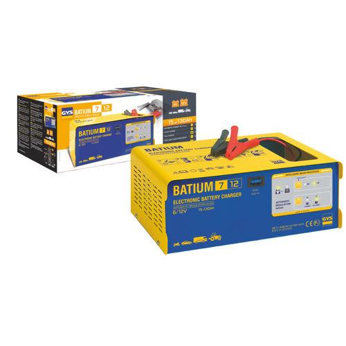 Profesionální nabíječka baterií GYS  BATIUM
