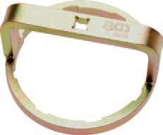 Klíč na palivové filtry 109 mm - BGS 8416