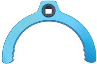 Klíč na povolovaní palivových filtrů HDi motorů - BGS 8290