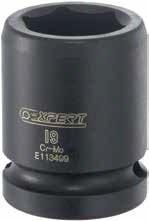 """Hlavice 6-hranná průmyslová Tona Expert 1/2"""" 19mm E113449T"""
