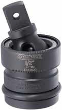 "Průmyslový univerzální kardan (kloub) 1/2"" - Tona Expert E113620T"