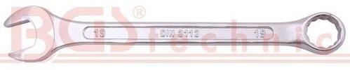 Klíče očkoploché CrV (různé velikosti 6-50mm) - BGS