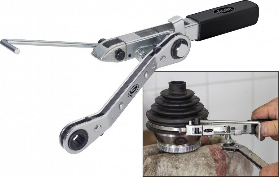 Přípravek na pásky manžet poloos - Vigor V2236
