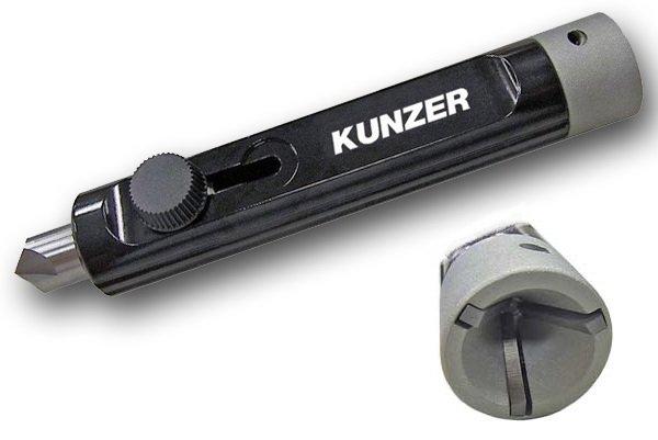 Přípravek na sražení hran trubek - Kunzer