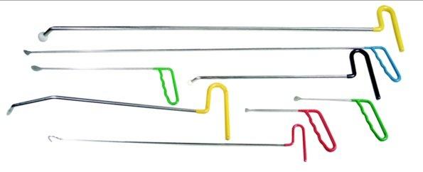 Sada klempířských háků 8ks - SW Stahl