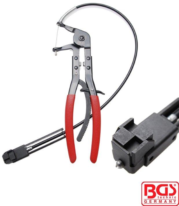 Kleště pro souběžné hadicové spony VAG - BGS 66120