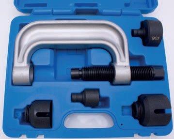 Přípravek pro montáž a demontáž kulových čepů Mercedes 220/211/230 - BGS 8293