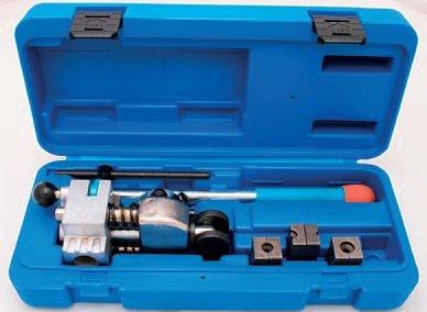 Pertlovací sada profesionální na brzdové potrubí - BGS 30571
