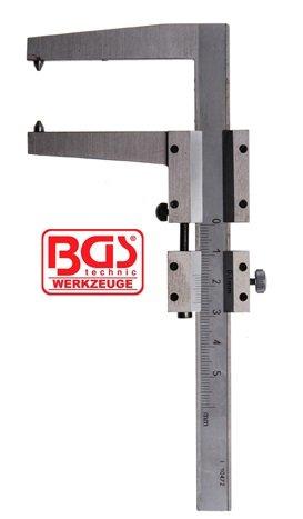 Měřítko posuvné pro měření síly brzdového kotouče - BGS 1937