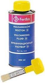 Vulkanizační roztok 250 ml + štětec FERDUS D