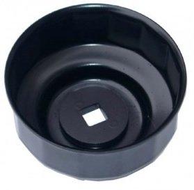 Hlavice na povolování olejových filtrů 76mm 14-hran - BGS 1046