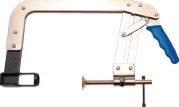 Přípravek pro montáž a demontáž ventilů - BGS 1940