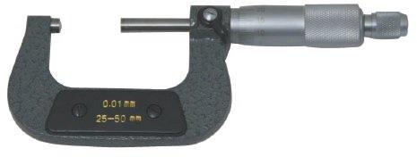 Třmenový mikrometr 25-50 mm - QUATROS QS15601