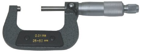 Třmenový mikrometr 50-75 mm - QUATROS QS15602
