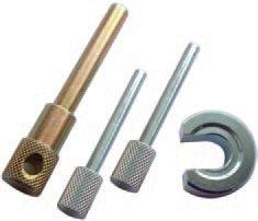 Aretační přípravky pro vozy PSA 2,5 a 2,8 l - BGS 8418