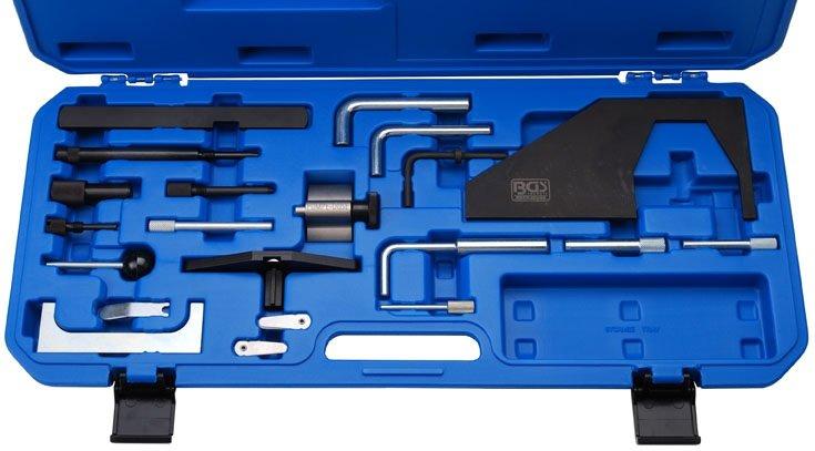 Aretační přípravky pro vozy Ford 22 dílů - BGS 8156