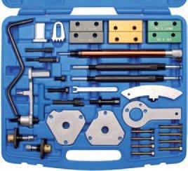 Aretační přípravky pro vozy Fiat, Alfa 34 dílů - BGS 8148