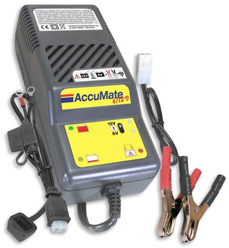 Nabíječka ACCUMATE 6V/12V 1,2A- TecMate TM06