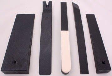 Klíny montážní, plastové 5ks - BGS 63250