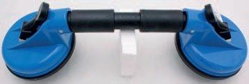 Nosič skla 2 výkyvné přísavky - BGS 8000