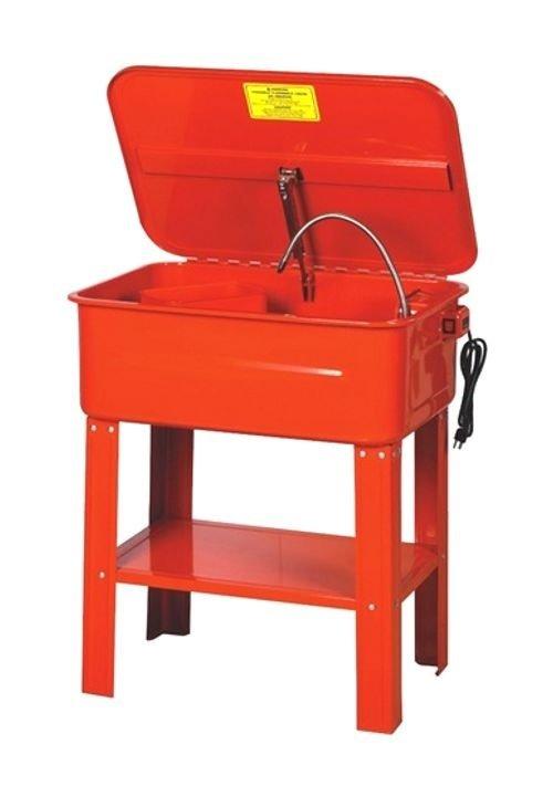 GEKO G02125 Mycí stůl pro čištění dílů 80L
